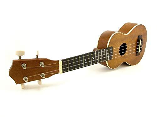 21' Ukulele - Soprano UKE - Standard Model Beginner-Pro Quality Guitar New