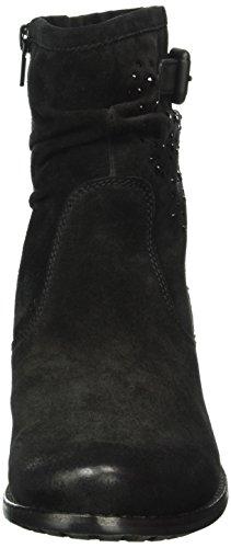 Kennel und Schmenger Schuhmanufaktur Ambra, Zapatillas de Estar por Casa para Mujer Negro - Schwarz (schwarz 440)