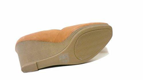 Moda Bark Viking Platform Shoes Taglia 10m