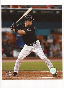 Josh Willingham Unsigned 8x10 Photo Florida Marlins ()