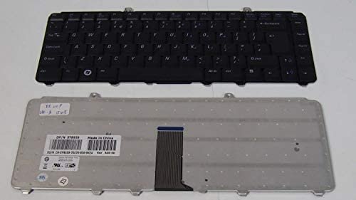 Amazon.com: FidgetFidget for DELL INSPIRON 1545 1540 1525 Black UK Laptop Keyboard Teclado: Electronics