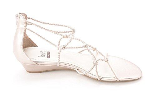 Impo - Sandalias de vestir para mujer plata