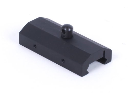 MIM Mfg Picatinny Rail Harris Bipod Adapter from MIM (Rota-Pod) ()