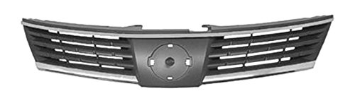 OE Replacement Nissan/Datsun Versa Grille Assembly (Partslink Number NI1200224)