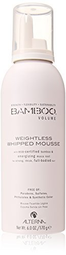 Bamboo by Alterna Volume Weightless Whipped Mousse 150ml by Alterna (Alterna Mousse)