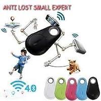 SHOPEE Anti-Lost/Theft Device - Smart Key Finder, Bluetooth Locator, GPS Pet Tracker, Alarm Wireless Anti-Lost Sensor, Selfie Shutter Seeker for Pets, Kids, Wallet, Keys, Cars[Random Color]