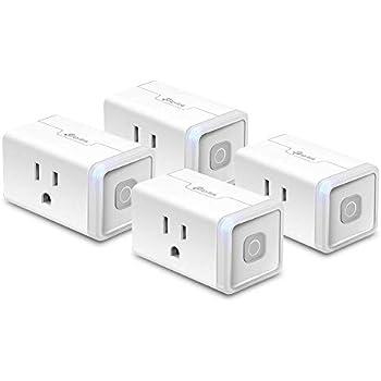 Kasa Smart WiFi Plug Mini by TP-Link - Reliable WiFi Connection, No