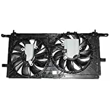 TYC 620770 Chevrolet/Oldsmobile/Pontiac Replacement Radiator/Condenser Cooling Fan Assembly