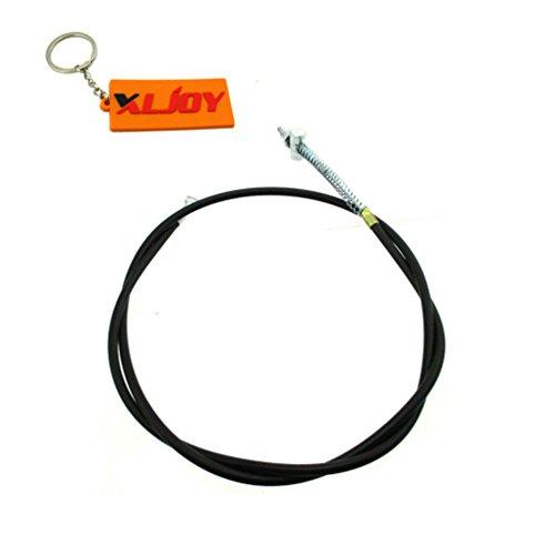 XLJOY Rear brake Cable Fits YAMAHA PW50 Y-Zinger 50 PY50 Rear Drum Brake