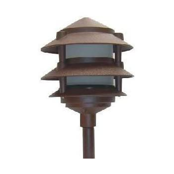 Amazon low voltage landscape 3 tier pagoda lights landscape low voltage landscape 3 tier pagoda lights aloadofball Image collections