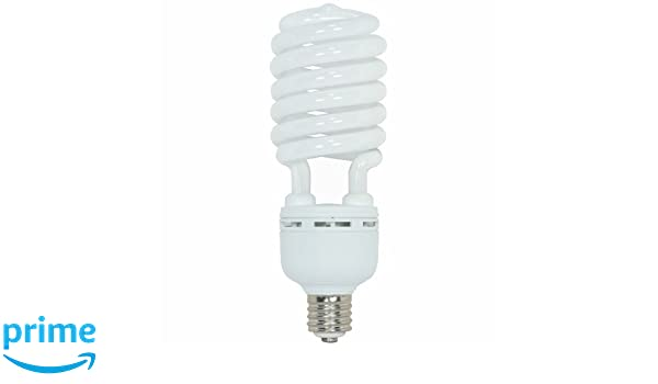 Overdrive 215 105W/ODSP/277/E39/50K 105W High Wattage Spiral T5 277V E39-Natural DL (6 Pack), 6 Piece - - Amazon.com