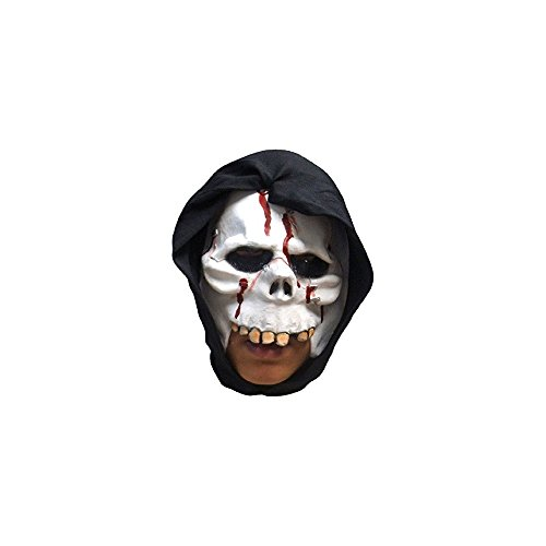 Halloween Death Skull Muerte Jawless Mask