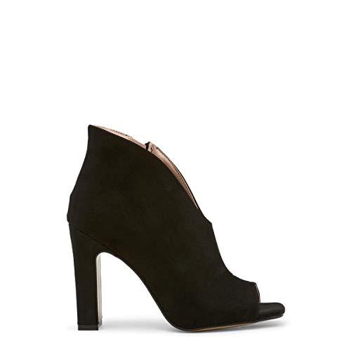Femme Hilton Noir 1514 Paris Sandales qtwT6dS