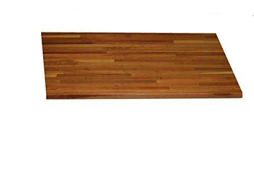 Forever Joint Red Oak Butcherblock Vanity Top - 1.5