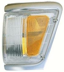 4wd Corner - Go-Parts » 1992-1995 Toyota Pickup Corner Light (4WD + with Chrome) - Right (Passenger) Replacement 81610-35120 TO2521131