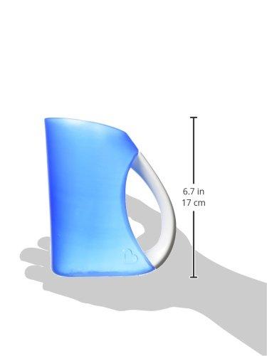 31uk3huOYzL - Munchkin Rinse Shampoo Rinser, Blue, Pack Of 1