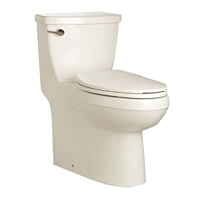 Mirabelle MIRBD241S Bradenton One-Piece Elongated Toilet - Includes Slow Close S,