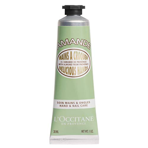 (L'Occitane Almond Delicious Hand & Nail Cream, 1 oz. )
