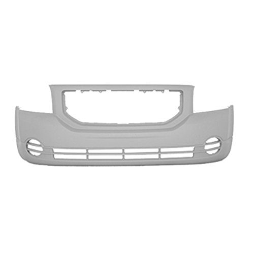 OE Replacement 2007-2012 DODGE CALIBER Bumper Cover (Partslink Number CH1000871)