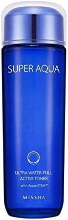 Missha Super Aqua Ultra Waterful Active Toner 150ml