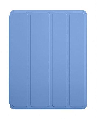 Apple iPad Smart Case - Polyurethane - Blue - for iPad 2 & iPad 3