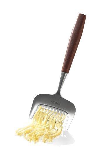 Käsehobel Käseraspel Griff aus Rosenholz Käseschneider Käsereibe