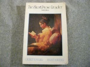 The Short Prose Reader