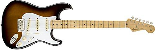 (Fender Classic Player '50s Stratocaster, Maple Fretboard - 2-Color Sunburst)