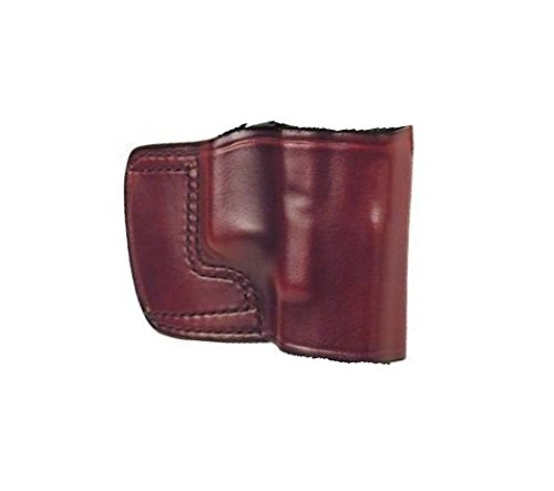 232 Leather - Don Hume J983000R JIT Slide Holster RH Brown 3.25