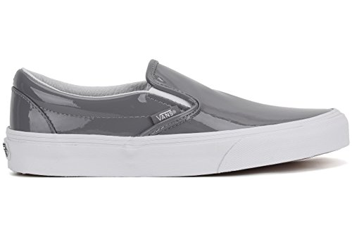 948cf6f3abf1 Vans Classic Slip-On Patent Leopard Women s Shoes (6 B(M) US