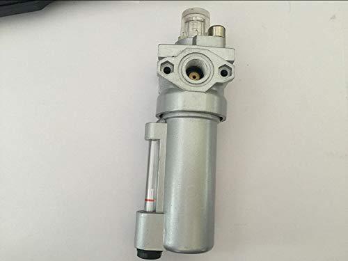 MAO YEYE SMC Type NL200 NL-200 Compressed Pneumatic 1//4 BSPT Lubricator Oiler 1500 L//min