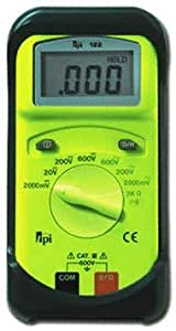 TPI 122 Handheld Multimeter - Type: Digital, Style: Hand-Held