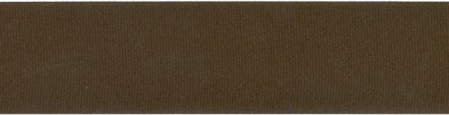 Offray Grosgrain Craft Ribbon, 1 1/2-Inch x 12-Feet, Brown