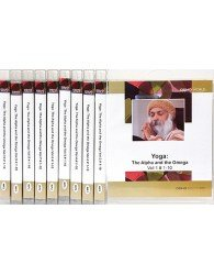Osho - Yoga: The Alpha and The Omega (Set of 10 MP3 CDs ...