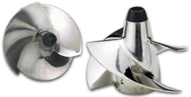 Solas Yamaha Concord Impeller - Solas Concord Impeller - Pitch 13/19 YF-CD 13-19