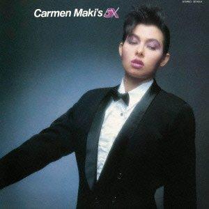 Price comparison product image CARMEN MAKIS 5X(remaster)(reissue)(paper-sleeve)