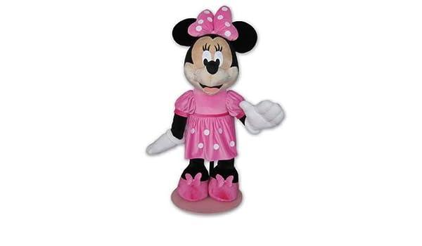 Minnie Mouse Estatua de peluche gigante 140 cm 13202: Amazon.es: Juguetes y juegos