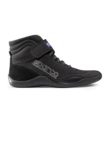 Amazon.com  Sparco 00127009N Race Black Size 9 Driving Shoe  Automotive e21d5745a