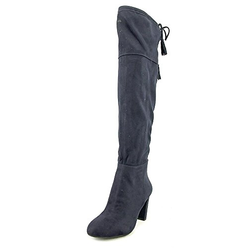 INC International Concepts Hadli Women US 8 Blue Over The Knee Boot Fi7ThcUp