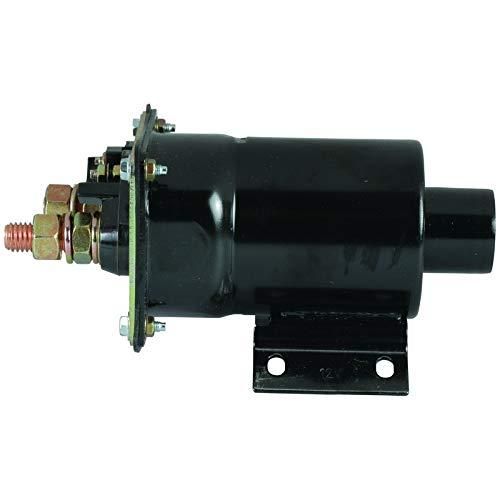 New 12V Starter Solenoid For 1985-1995 Caterpillar 1140 1145 1150 1160 1670 2N-1973, 3T-5045, 7L-6586, - 1973 Caterpillar
