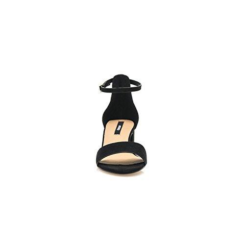 58399ng Femme MTNG Mustang Sandales Noir qf1PSx
