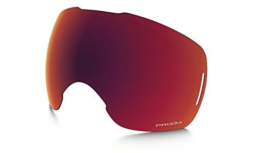 Oakley Airbrake XL Accessory Lenses Prizm Torch & Cap Bundle by Oakley