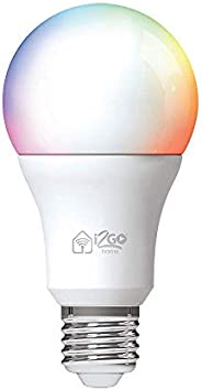Lâmpada Inteligente Smart Lamp I2GO Home Wi-Fi LED 10W - Compatível com Alexa