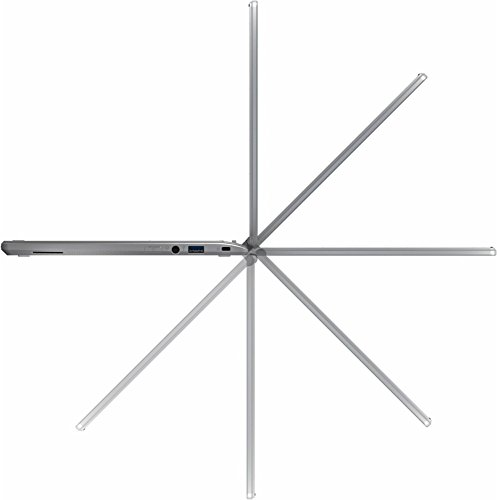 2017 Newest Acer Premium R11 11.6'' Convertible 2-in-1 HD IPS Touchscreen Chromebook - Intel Quad-Core Celeron N3160 1.6GHz, 4GB RAM, 32GB eMMC, Bluetooth, HD Webcam, HDMI, USB 3.0, Chrome OS - White by Acer (Image #3)