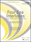 Boosey and Hawkes Four Sea Interludes (from the opera Peter Grimes) Concert Band Level 5 Composed by Benjamin Britten