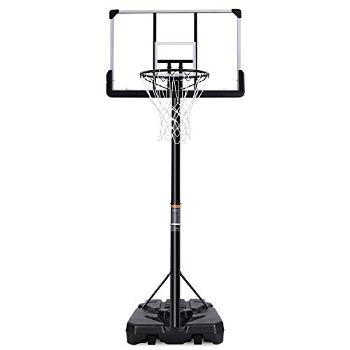 MaxKare Portable Basketball Hoop