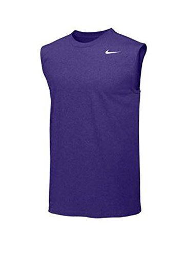 Nike Mens Legend Dri Fit Sleeveless T Shirt (XX-Large, - Legend Fit Dri
