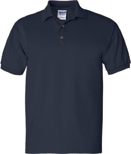 Gildan Men's Ultra Cotton Jersey Polo