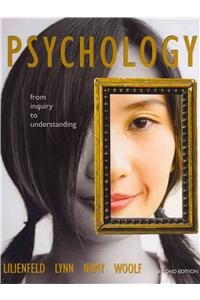 Psychology: From Inquiry to Understanding plus NEW MyPsychLab with Pearson eText -- Valuepack Access Card Package (2nd E