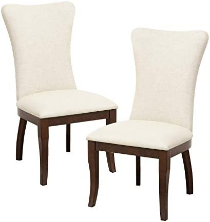 Homelegance Oratorio Two-Pack Upholstered Dining Chair